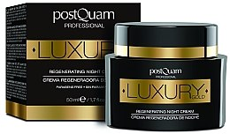 Kup Regenerujący krem do twarzy na noc - PostQuam Luxury Gold Regenerating Night Cream