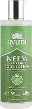 Kup Balsam do ciała Neem i drzewo herbaciane - Ayumi Neem & Tea Tree Body Lotion