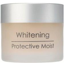 Kup Intensywnie nawilżający krem na dzień SPF 12 - Holy Land Cosmetics Whitening Protective Moist