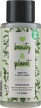 Kup Odżywka do włosów suchych Olej neroli i biały jaśmin - Love Beauty&Planet Neroli Oil & White Jasmine Conditioner