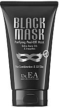 Kup Oczyszczająca maska do twarzy typu peel-off - Dr.EA Black Mask Purifying Peel-Off Mask