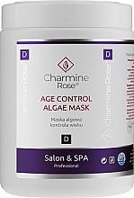 Kup Maska algowa do twarzy Kontrola wieku - Charmine Rose Age Control Algae Mask Refill (uzupełnienie)