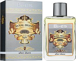 Kup PRZECENA! Bi-es Royal Brand Light - Woda po goleniu *