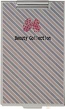 Kup Lusterko kosmetyczne 85574, w ukośne linie - Top Choice Beauty Collection Mirror