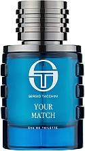 Kup Sergio Tacchini Your Match - Woda toaletowa dla dzieci