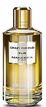 Kup Mancera Crazy for Oud - Woda perfumowana (tester bez nakrętki)