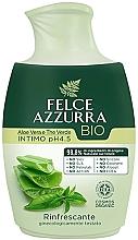 Kup Płyn do higieny intymnej Aloes i zielona herbata - Felce Azzurra BIO Aloe Vera&Green Tea