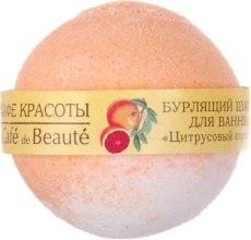 Kup Kula do kąpieli Sorbet cytrusowy - Le Café de Beauté