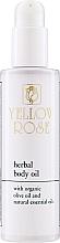 Kup Odżywczy olejek do ciała - Yellow Rose Herbal Body Oil