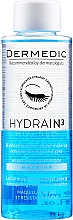Kup Micelarny płyn dwufazowy do demakijażu do skóry odwodnionej i wrażliwych oczu - Dermedic Hydrain3 Hialuro