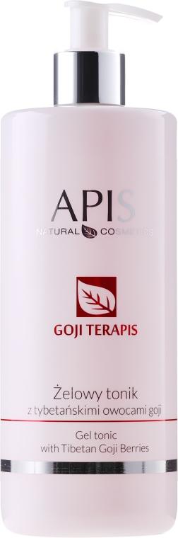 Żelowy tonik z tybetańskimi owocami goji - APIS Professional Goji TerApis