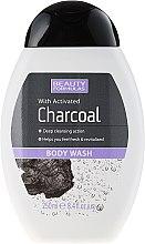 Kup Żel pod prysznic z węglem aktywnym - Beauty Formulas Charcoal With Activated Body Wash