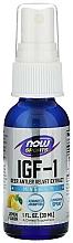 Kup Spray liposomalny - Now Foods IGF-1 Plus Lipospray Deer Antler Velvet Extract