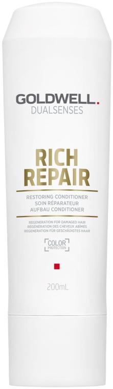 Odbudowująca odżywka do włosów - Goldwell Dualsenses Rich Repair Restoring Conditioner
