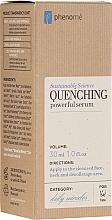 Kup Głęboko nawilżające serum do twarzy - Phenome Quenching Powerful Serum