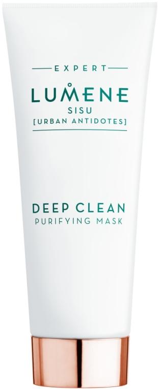 Głęboko oczyszczająca maseczka do twarzy - Lumene Sisu [Urban Antidotes] Expert Deep Clean Purifying Mask — фото N2