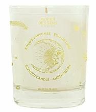 Kup Panier des Sens Scented Candle Amber Moon - Świeca zapachowa