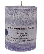 Kup Świeca zapachowa Lawenda - The Secret Soap Store SPA Aromatherapy Candle Lavender