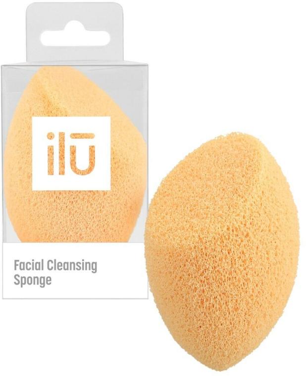 Gąbka do oczyszczania twarzy - Ilu Sponge Face Cleansing