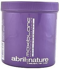 Kup Proszek wybielający do koloryzacji włosów - Abril et Nature Color Hair Bleach Maxiblanc Blonde