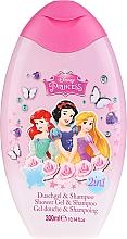 Kup Szampon i żel pod prysznic 2 w 1 dla dzieci - EP Line Disney Princess Shower Gel & Shampoo