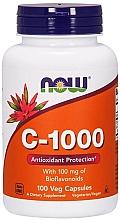 Kup Witamina C w kapsułkach - Now Foods Vitamin C 1000Iu