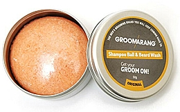 Kup Twardy szampon do brody - Groomarang Shampoo Ball & Beard Wash