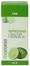 Kup Odświeżający olejek limonkowy - Holland & Barrett Miaroma Lime Pure Essential Oil