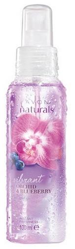 Mgiełka do ciała Orchidea i jagoda - Avon Naturals