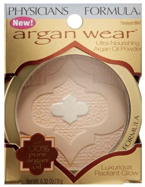 Puder z olejem arganowym - Physicians Formula Argan Wear Ultra-Nourishing Argan Oil Powder  — фото N2