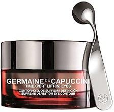 Kup Liftingujący krem definiujący kontur oczu - Germaine De Capuccini TimExpert Lift (In) Supreme Definition Eye Contour Cream