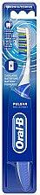 Kup Pulsacyjna szczoteczka do zębów, średnia twardość, niebieska - Oral-B Pulsar Pro-Expert