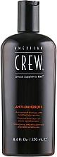 Kup Przeciwłupieżowy szampon regulujący wydzielanie sebum - American Crew Anti Dandruff+Sebum Control Shampoo
