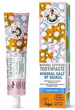 Kup Naturalna pasta do zębów z solą mineralną Bajkału - Receptury Babci Agafii