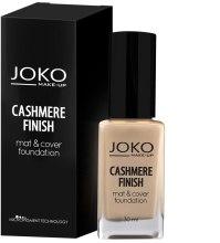 Kup Podkład do twarzy - Joko Cashmere Finish Mat & Cover Foundation