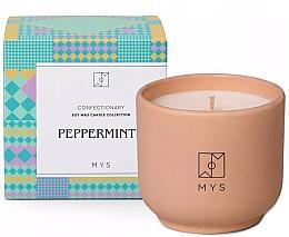 Sojowa świeca Mięta - Mys Peppermints Candle — фото N1