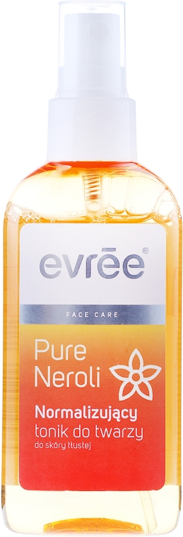 Normalizujący tonik do twarzy - Evrēe Pure Neroli Balancing Facial Toner