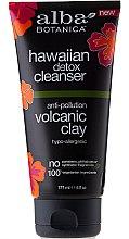 Kup Oczyszczający żel detoksykujący z glinką wulkaniczną - Alba Botanica Hawaiian Detox Cleanser