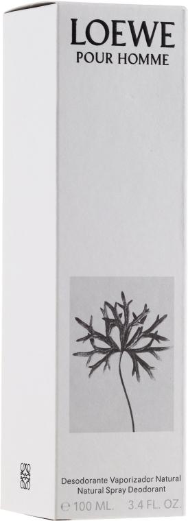 Dezodorant w sprayu dla mężczyzn - Loewe Loewe Pour Homme — фото N1