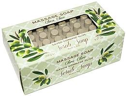 Kup Peelingujące mydło do masażu Oliwa z oliwek - Gori 1919 Massage Scrub Soap Olive