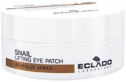 Kup Rewitalizujące płatki pod oczy - Eclado Laboratory Snail Lifting Eye Patch