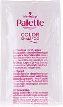 PRZECENA! Szampon koloryzujący - Schwarzkopf Palette Color Shampoo * — фото N3