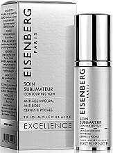 Kup Potrójnie działający preparat przeciw zmarszczkom, cieniom i obrzękom - Jose Eisenberg Excellence Soin Sublimateur Eye Contour Anti-age Care