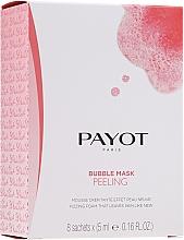 Kup Bąbelkowa maska peelingująca do twarzy - Payot Les Demaquillantes Peeling Oxygenant Depolluant Bubble Mask