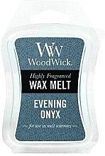 Kup Wosk zapachowy - WoodWick Wax Melt Evening Onyx