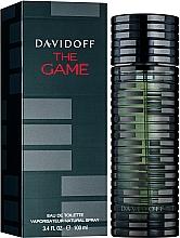 Davidoff The Game - Woda toaletowa — фото N2