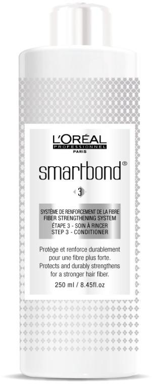 Odżywka do ekstremalnej regeneracji i ochrony włosów farbowanych - L'Oreal Professionnel SmartBond Step 3