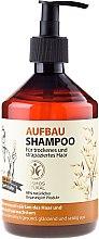 Kup Odbudowujący szampon do włosów suchych i zniszczonych - Receptury Babci Gertrudy
