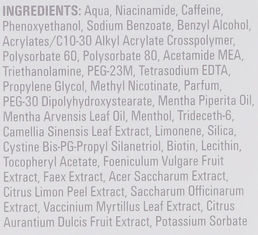 Odżywcza maska do skóry głowy i lekko przerzedzających się włosów farbowanych - Nioxin System 3 Color Safe Scalp & Hair Treatment Step 3 — фото N4
