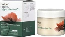 Kup Ujędrniający krem przeciwzmarszczkowy - Tołpa Green Ujędrnianie 40+ Day Cream